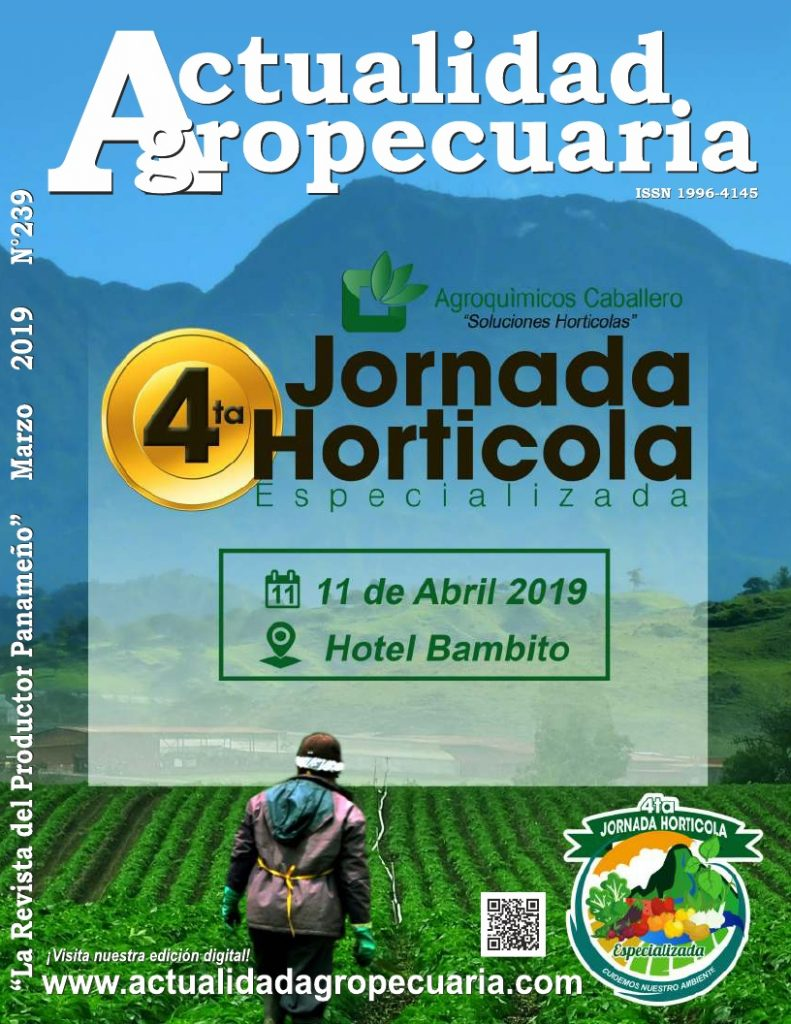 Revista Actualidad Agropecuaria - Edicion Marzo 2019