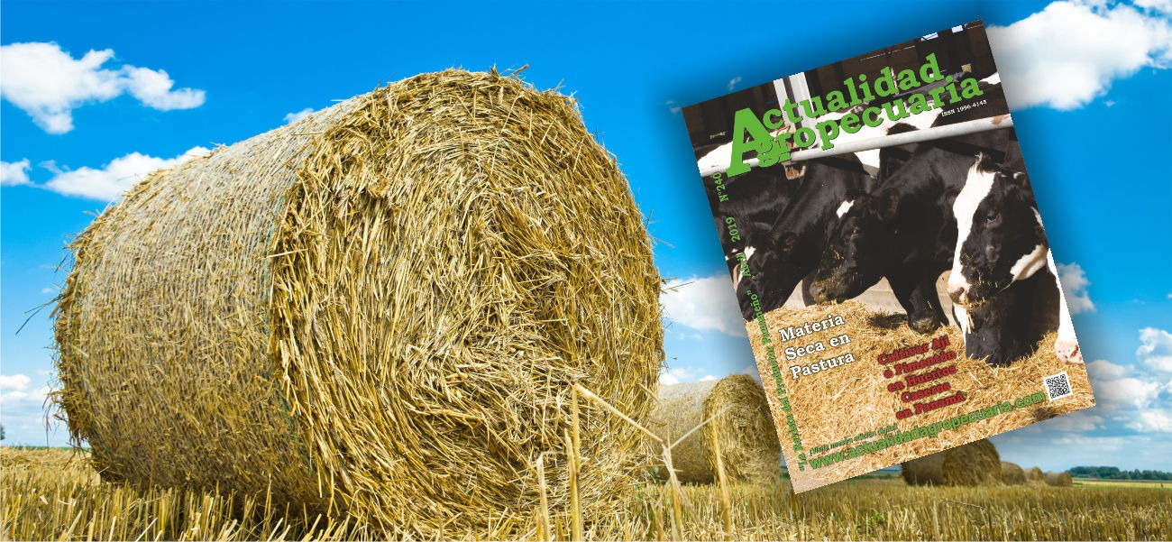 Revista actualidad agropecuaria abril 2019