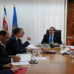 IICA y Chile exploran cooperación que beneficie a América Latina y el Caribe en inocuidad