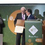 El IICA designó como Embajador de Buena Voluntad a Jens Mesa, modernizador del agro de Colombia