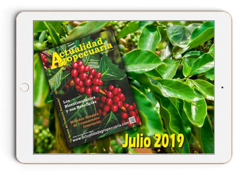 Revista actualidad agropecuaria julio 2019