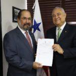 Gerente General de Banco Nacional  presentó su declaración jurada de bienes