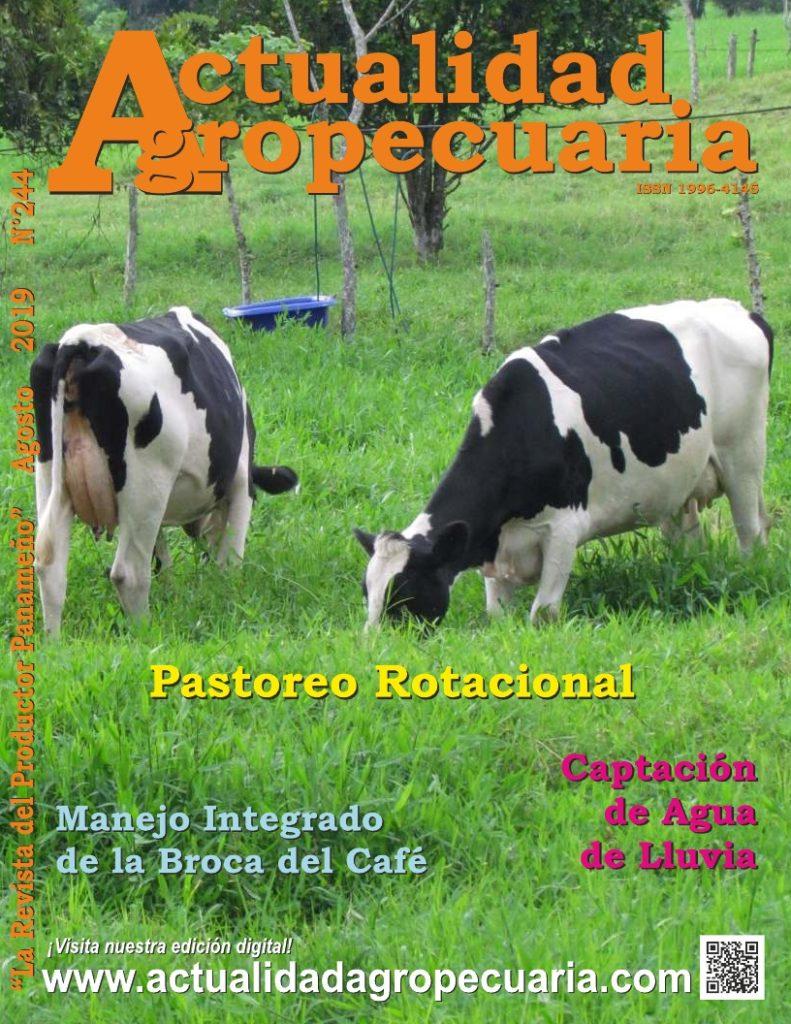 Revista Actualidad Agropecuaria Agosto 2019