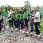 IICA Capacitan a productores y técnicos de Surinam para modelar y gestionar riesgos de desastres agrícolas