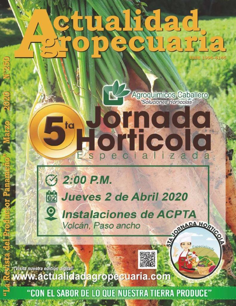 Revista Actualidad Agropecuaria marzo 2020