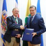 Universidad Zamorano y el IICA impulsarán juntos acciones en investigación