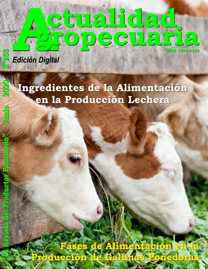 Revista Actualidad agropecuaria junnio 2020